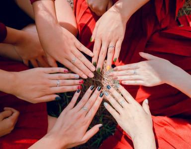 Découvrez le «hand art», nouvelle tendance manucure